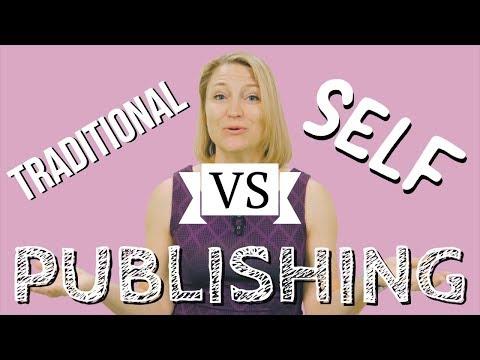 Self-Publishing Vs Traditional Book Publishing Deals