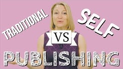 Self-Publishing vs Traditional Book Publishing Deals