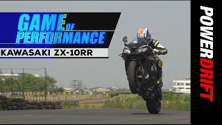 Kawasaki Ninja ZX10RR : Game Of Performance : Episode 4