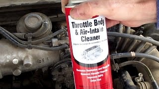 How to Clean a Throttle Body to Fix a Sticking Pedal