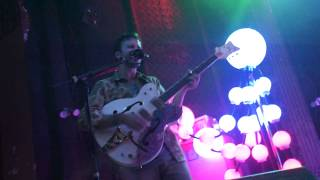 Portugal. The Man - Head Is a Flame (Cool With It), Ogden Theatre, Denver 5/2/12