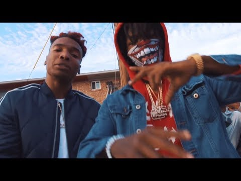 PG feat Lil Keed - Slime Glocks (Official Video)
