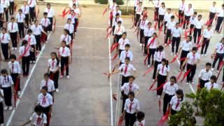 Đồng diễn dân vũ Ai Yêu Bác Hồ Chí Minh Hơn Thiếu Niên Nhi Đồng