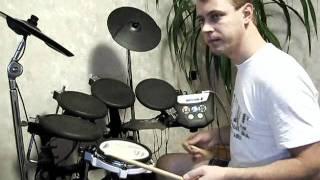 Научиться играть на барабанах - упражнения (урок 5)