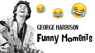 George Harrison Funny Moments