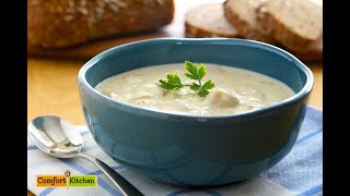 How To Make New England Clam Chowder - Easy!