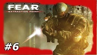 F.E.A.R.: Extraction Point Walkthrough Part 6 - Blood Everywhere!