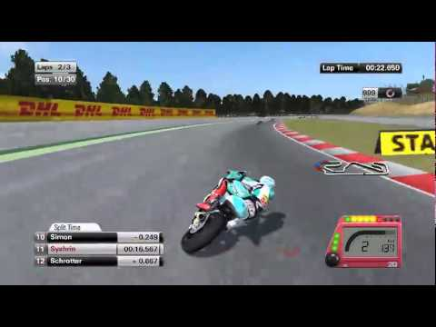 MotoGP15 PC GP Catalunya HD 5450