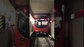 東京メトロ丸ノ内線 2000系103F B線車外放送