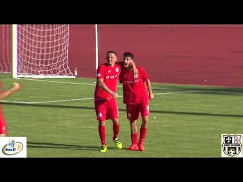Virtus Bergamo 1909-Calcio Romanese 3-1, 7° giornata d'andata Girone B Serie D 2017/2018