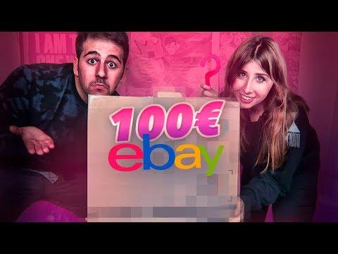 ¿ QUE HAY DENTRO DE UNA CAJA MISTERIOSA 📦 DE 100€ DE EBAY ?