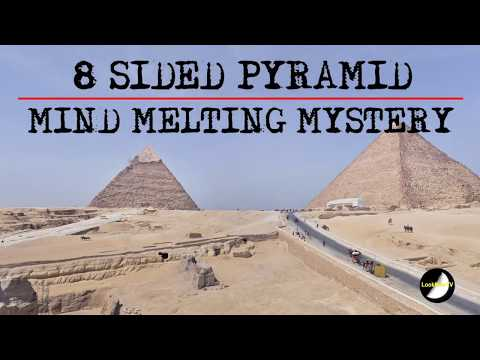 The Eight Faces Of The Great Pyramid Of Giza