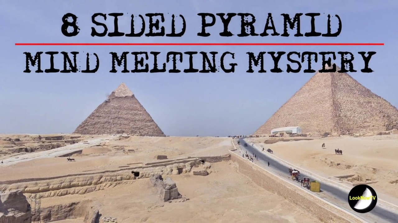 Phi, Pi and the Great Pyramid of Egypt at Giza - The Golden Ratio