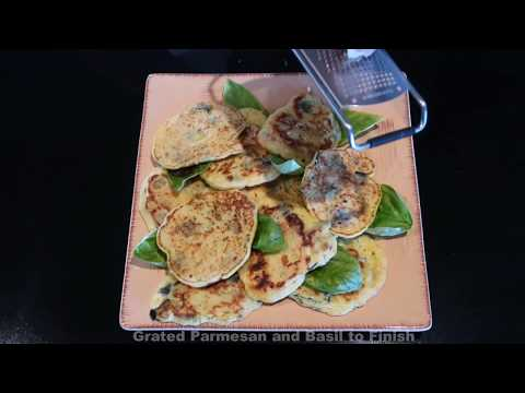 Traditional Zucchini Fritters