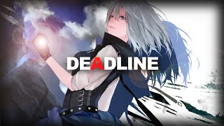【IA】 DEADLINE 【original song】/【IA】 DEADLINE 【オリジナル曲】