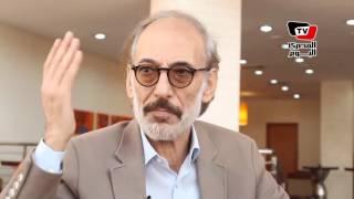 غسان مسعود: أنا كسول بـ«الميديا» .. والشهرة لاتعنيني ولاأفكر فيها
