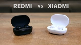 Redmi Airdots vs Mi Airdots - Which One to Buy?