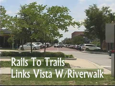 Rails To Trails - Columbia, SC
