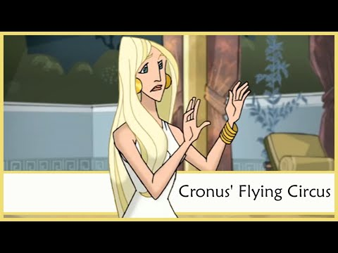 Class of the Titans  Cronus Flying Circus