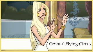 Class of the Titans - Cronus' Flying Circus (S1E23)