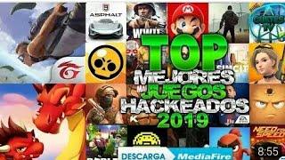 Top 80 juegos hackeado para android por mediafire | con todo ilimitado |