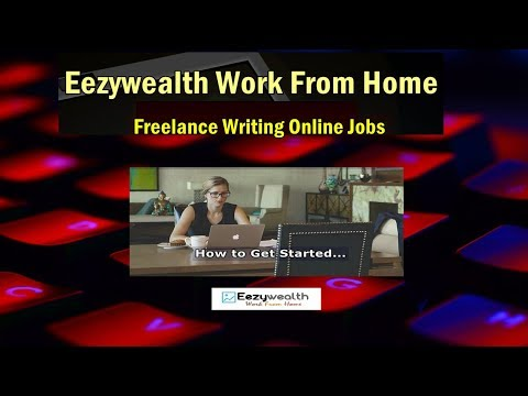 Writing Jobs Create a Writing Portfolio