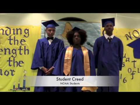 new orleans adventist academy graduation  720p