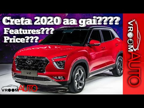 Hyundai Creta 2020: aa gai | Vroomauto | Full Features | Full Review | Price | Performance | watch