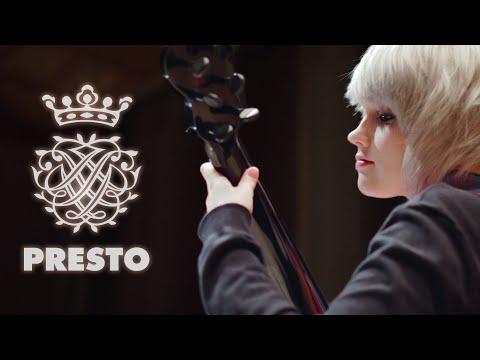 Presto BWV 1001 By J. S. Bach, Performed By Stephanie Jones