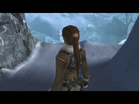 Tomb Raider Legend : Bugs and strange facts |
