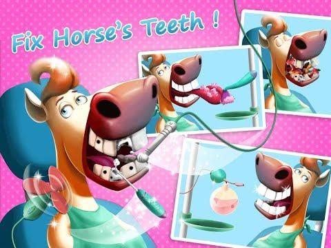 Little Buddies Animal Hospital 2 - Pet Dentist Care & Spa Makeover Kids Gameplay