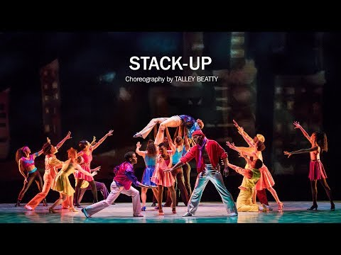 Stack-Up by Talley Beatty