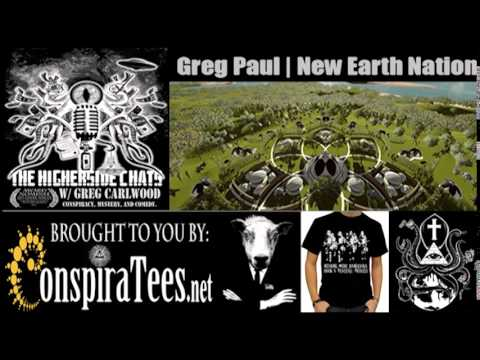 Greg Paul | New Earth Nation, Transcending The System, & Building The Future