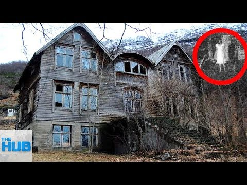 Download Youtube: 10 Haunted Houses You Can't ESCAPE From
