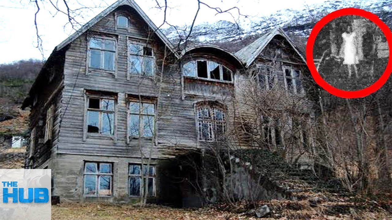 10 Haunted Houses You Can T Escape From Youtube