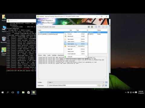 x265 GUI Encoder with Internet Friendly Media Encoder!