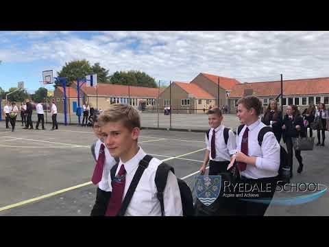 Ryedale School Primary Presentation Film 2018
