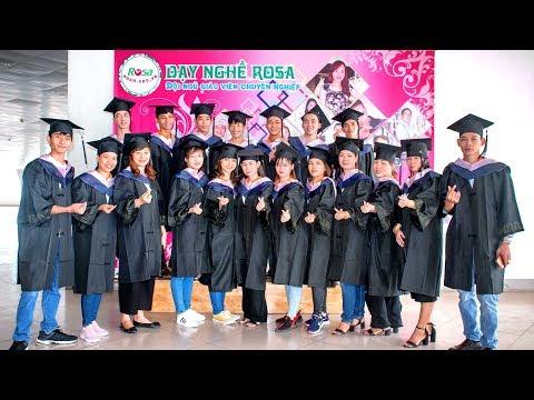 Học Cắt Uốn Tóc Chuyên Nghiệp Tại Rosa Biên Hòa - Đồng Nai