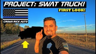 Project Swat Truck! Crown Rick Auto