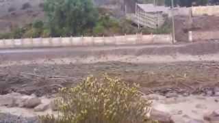 Elqui flash flood - March 2015