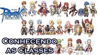 Ragnarok #26 - Conhecendo as Classes [bRO Thor]