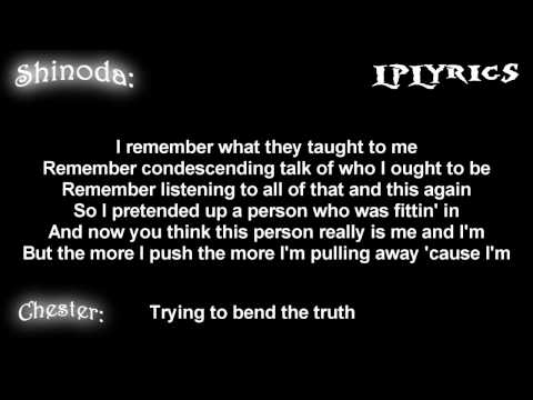 Linkin Park- Lying From You [ Lyrics on sreen ] HD