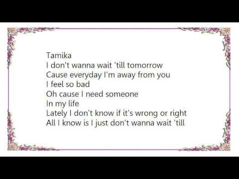 Immature - Tamika Lyrics