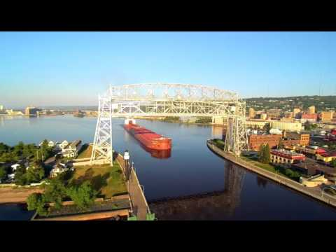 2015 Twin Ports Ship Traffic - Part 1