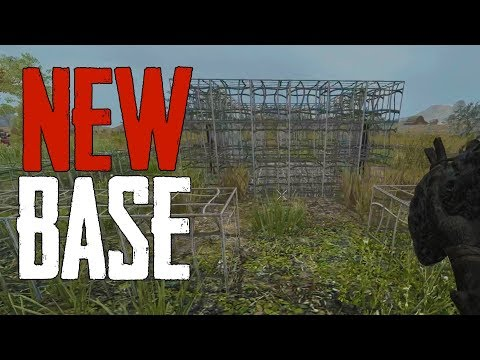 Our new Base Design! - All Rebar! - 7 Days to Die [Season 2 - #26]