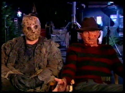 Download Freddy vs Jason - 'Starz on the Set' (2003)