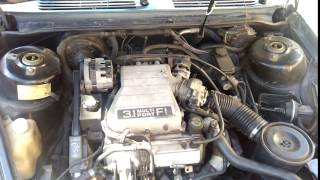 buick century 1991