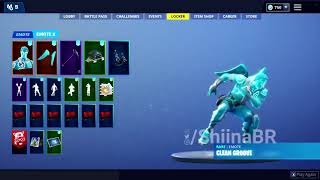 Nouveau LEAKED FROZEN LOVE RANGER SKIN Coming To FORTNITE