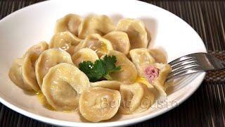Вкусные Домашние Пельмени (замешиваем Тесто в Хлебопечке)