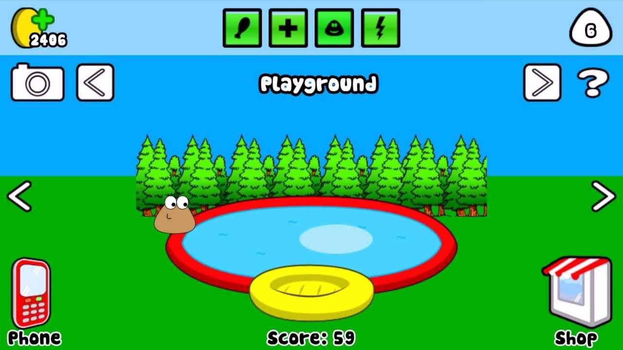 Spiele Pou